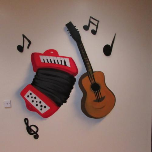 Accordion & Guitar