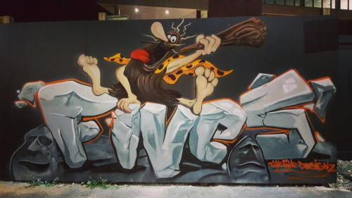 Captain Caveman - Sheffield