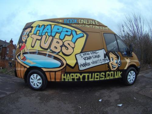 Happy Tubs - Doncaster