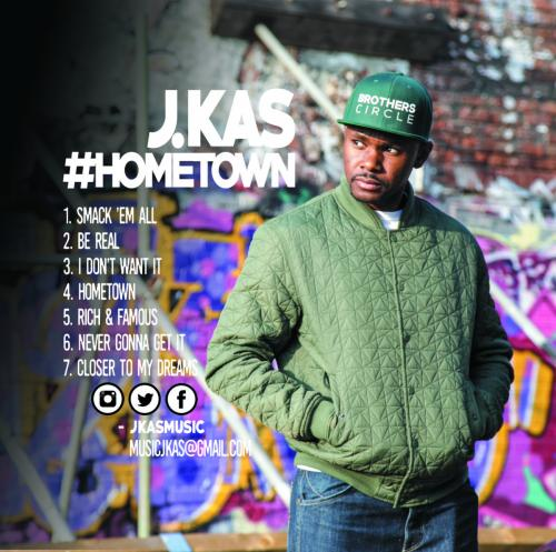 J kas CD Cover